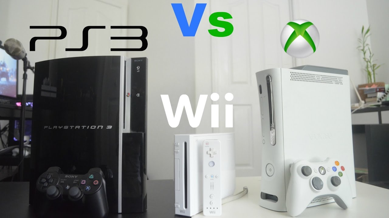 xbox 360 vs playstation 3 � what�s better xbox 360 or